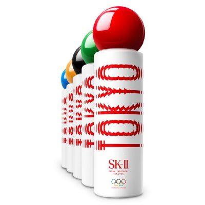 Nước thần sk-ii Limited olympic đầu tròn có 5 màu