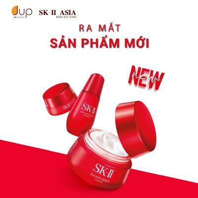 Các sản phẩm SK-II chống lão hóa mới Skin Power